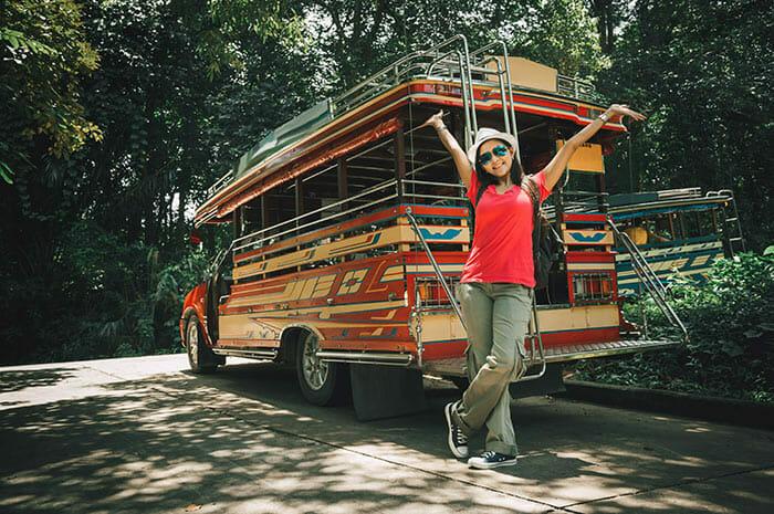 バスでバンコクからラノーンへ