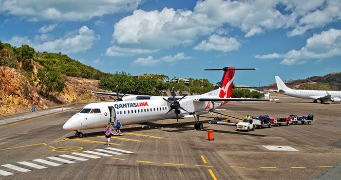 Flights from Townsville to Cairns