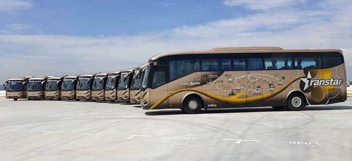 Johor Bahru to Singapore by Bus