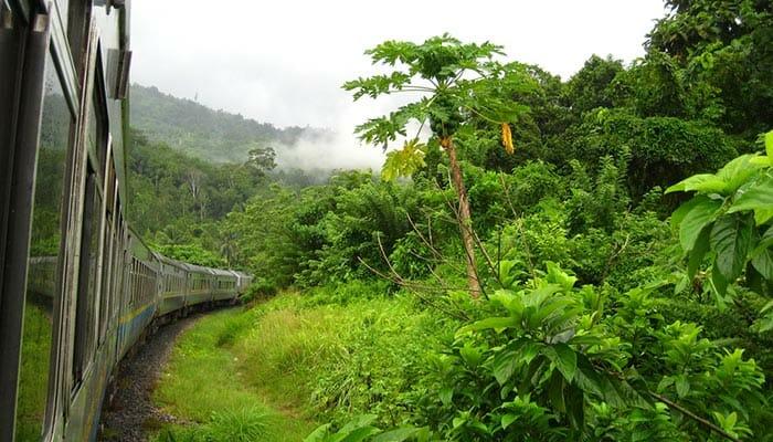 KTM East Coast Railway Line