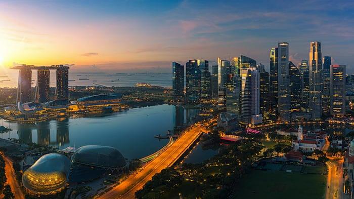シンガポールからバタム島への旅行選択肢