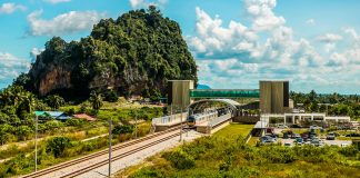Travel by Train in Malaysia