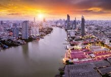 Из Чиангмая в Бангкок