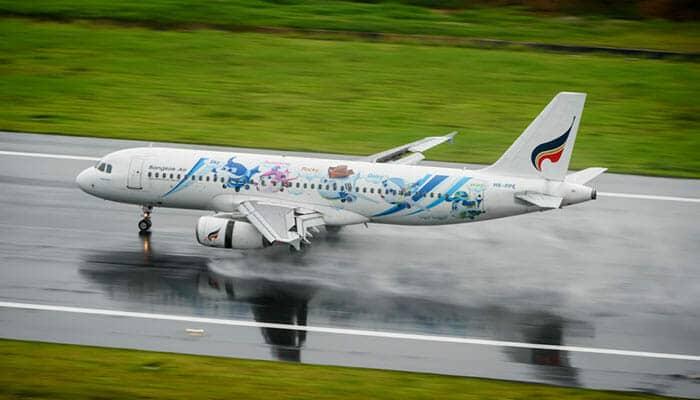 Из Бангкока на остров Тао на самолете