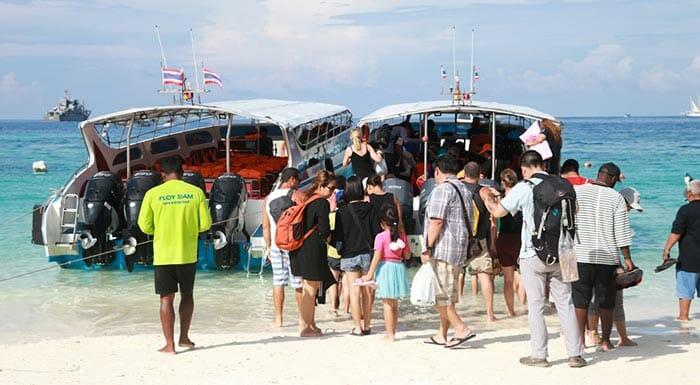 Способы добраться из Хатъяя на остров Липе