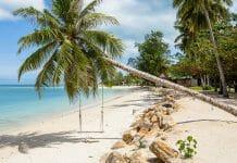 С острова Самуи на остров Пханган