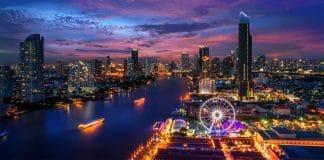 С Пхукета в Бангкок