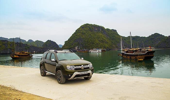 하노이에서 하롱베이까지 개인차량으로 이동
