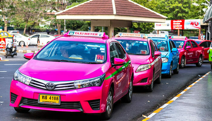 Такси из Бангкока в Канчанабури