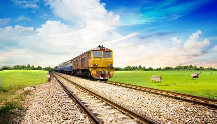 Поезда из Бангкока до Пхангана