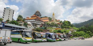 Travel by Bus in Malaysia