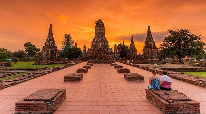 Аютайя и ее впечатляющие храмы