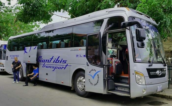 Автобус из Пномпеня в Сиануквиль