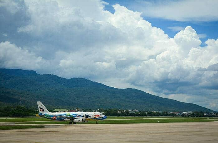 Авиарейс на Пхукет из Чиангмая