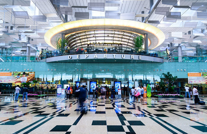 Перелет из Сингапура в Куала-Лумпур