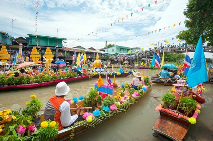 Другие однодневные поездки из Бангкока