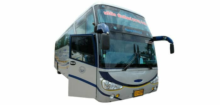 끄라비에서 푸켓 버스로 이동