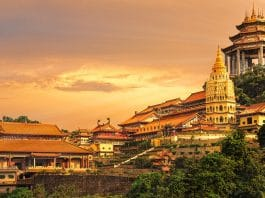 Из Куала-Лумпура на Пинанг