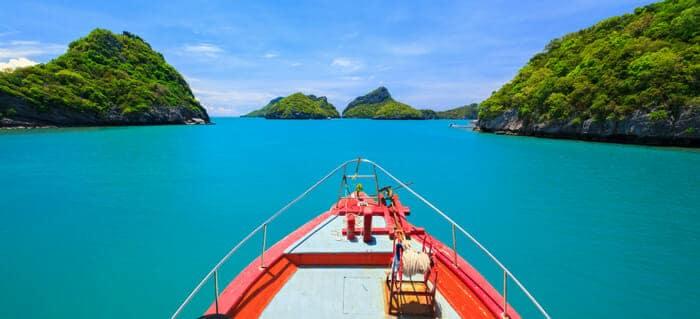 Способы добраться с Пхангана в Бангкок