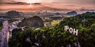 シンガポールからイポーへ