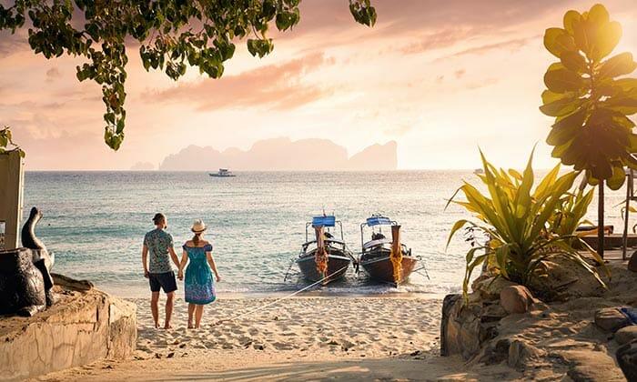 Лучшее время для посещения островов Пхипхи