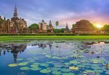 Chiang Mai to Sukhothai