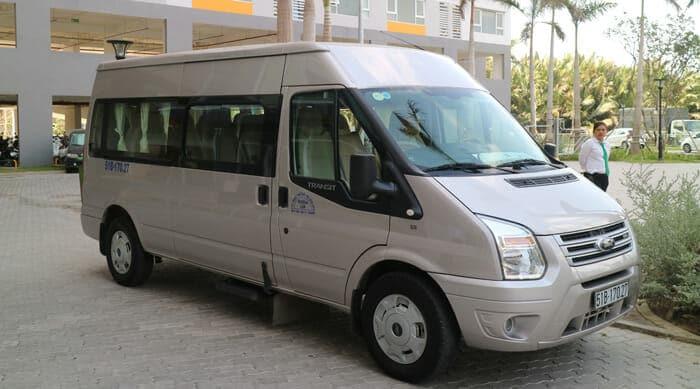 다낭에서 호이안 개인택시 혹은 공유 택시로 이동