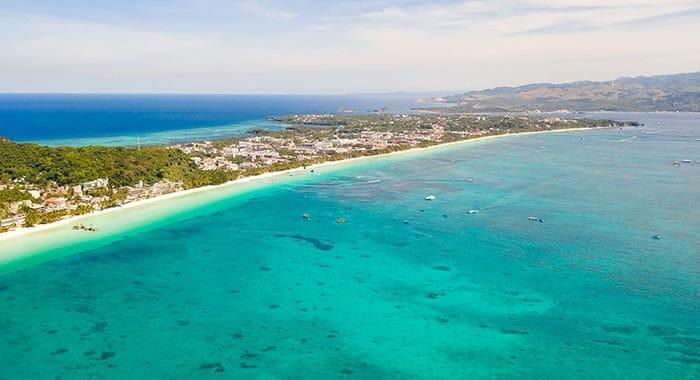 カリボからボラカイ島への旅行選択肢