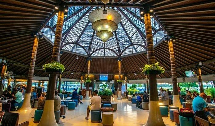 코사무이에서 방콕 항공편으로 이동