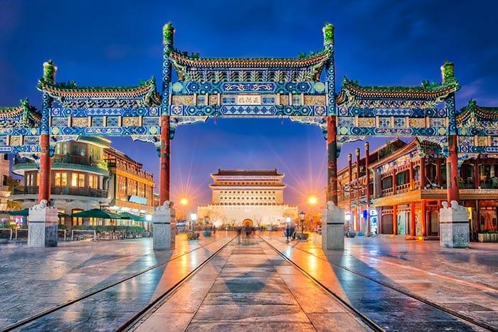 Способы добраться из Пекина в Шанхай