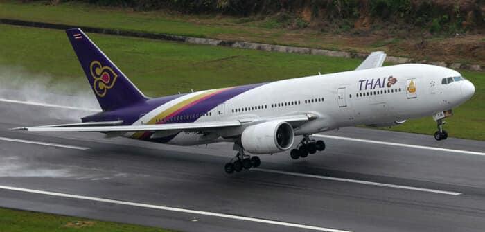 푸켓에서 방콕까지 비행기로 이동