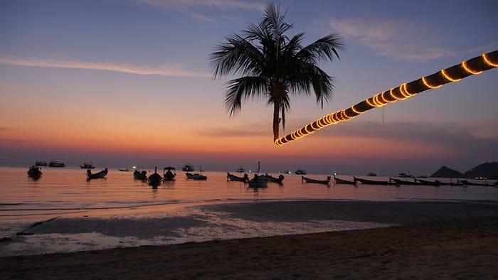 Пляж Сайри