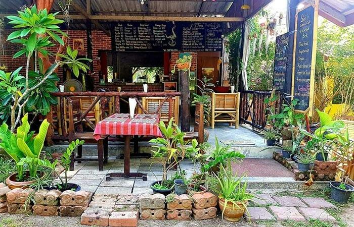 シリの島カフェ
