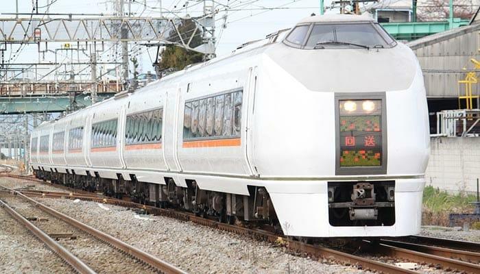 Другие типы поездов в Японии