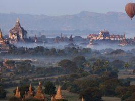 Из Янгона в Баган