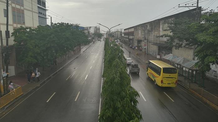 Из Себу в Думагете на автобусе