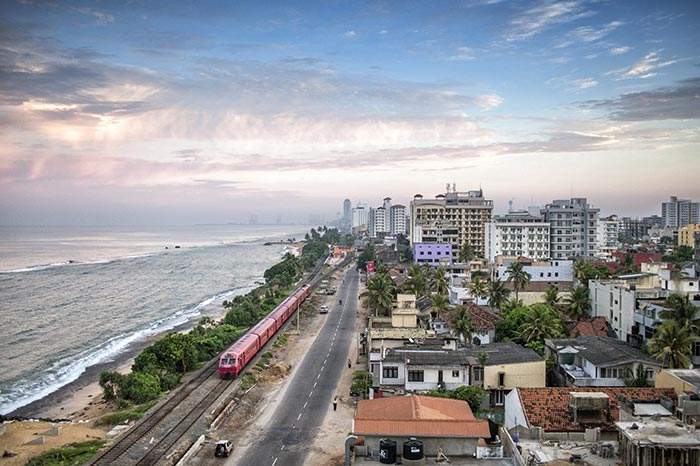 Options for Travel from Colombo to Jaffna