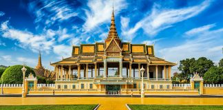 Из Хошимина в Пномпень