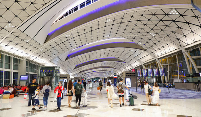 Перелет из Гонконга в Гуанчжоу