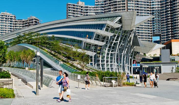 홍콩에서 광저우로 이동하는 방법