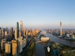 Из Гонконга в Гуанчжоу