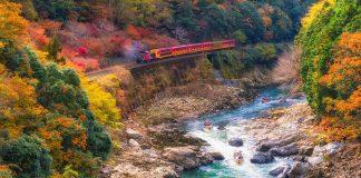기차 타고 일본 여행하기