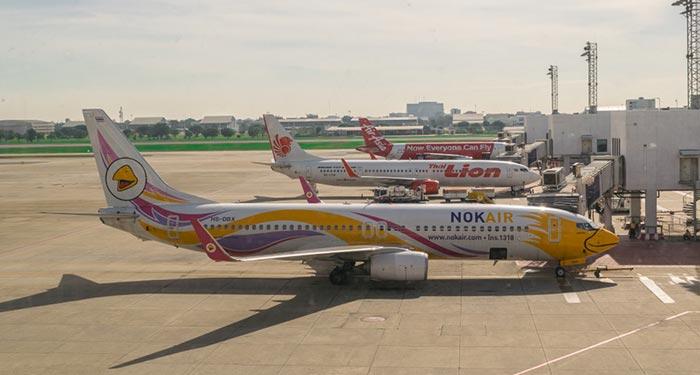 Перелет из Бангкока в Янгон