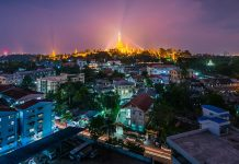Из Бангкока в Янгон
