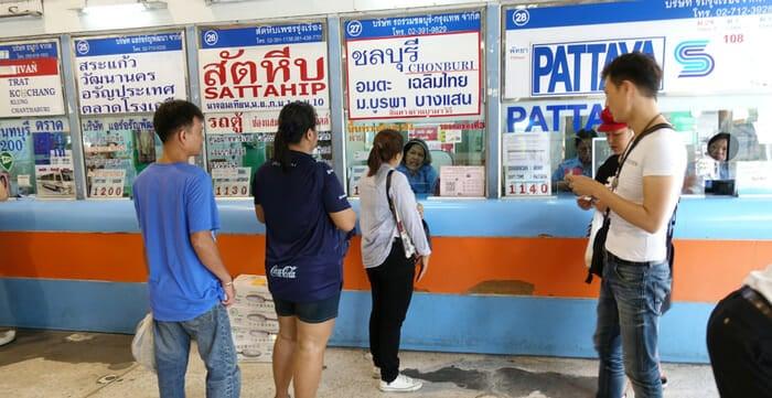 Где купить билет на тайский автобус