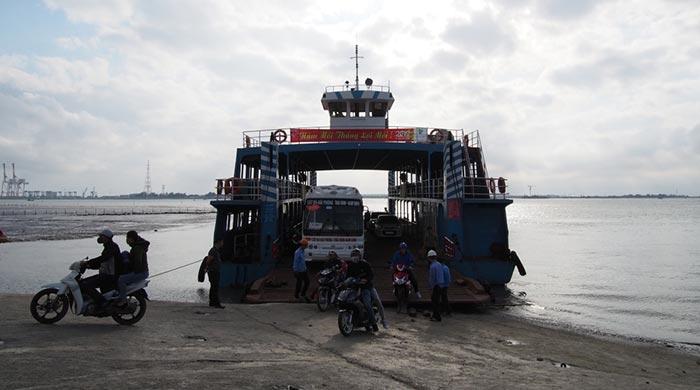 하노이에서 깟바로 이동하는 방법