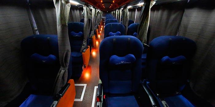 일본 버스 티켓 유형