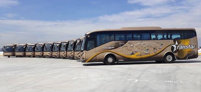 조호르바루에서 싱가포르 버스로 이동