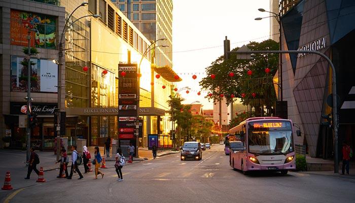 Автобусы местного сообщения