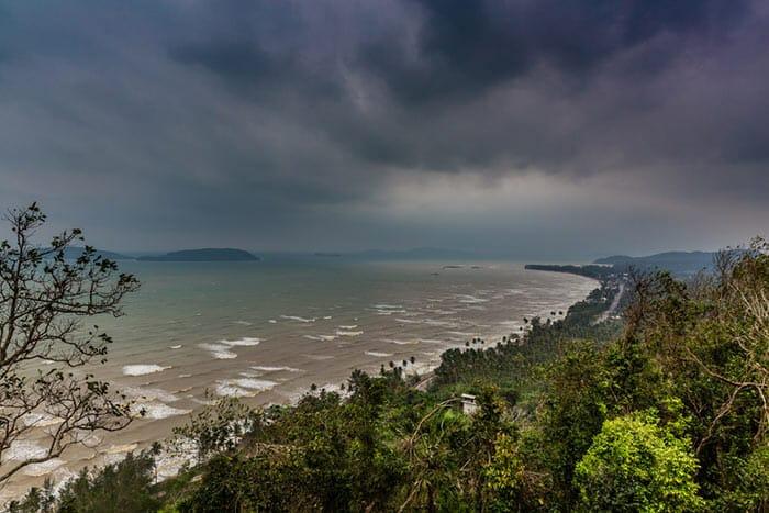 Из Чумпхона на остров Тао в сезон дождей